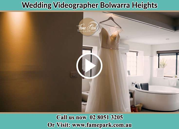 The wedding gown Bolwarra Heights NSW 2320
