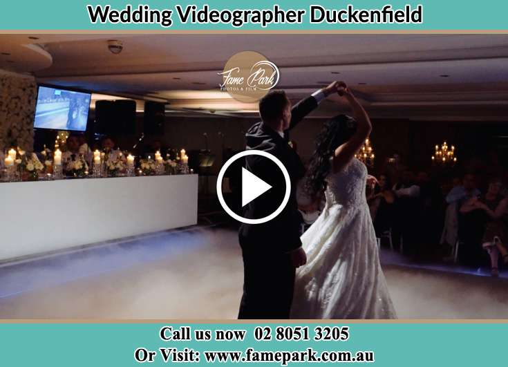 The new couple dancing on the dance floor Duckenfield NSW 2321