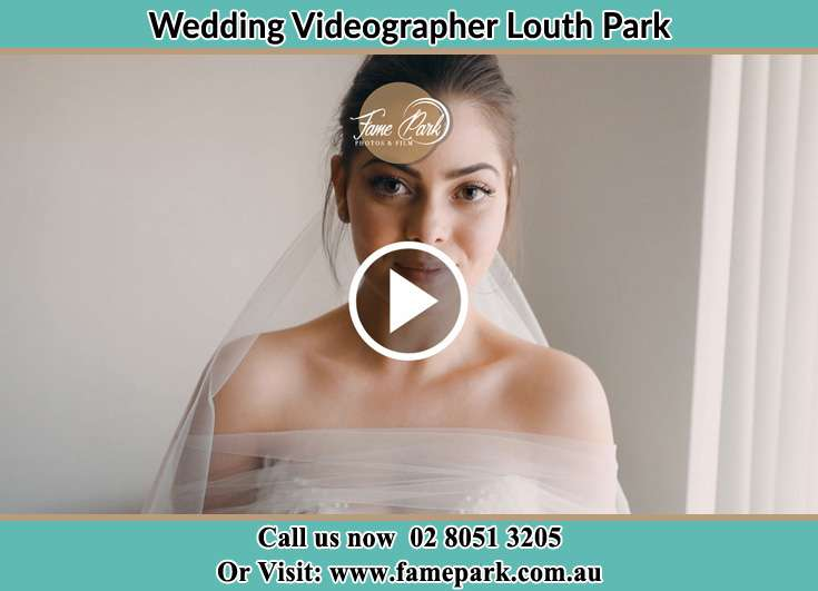 The Bride smiles for the camera Louth Park NSW 2320