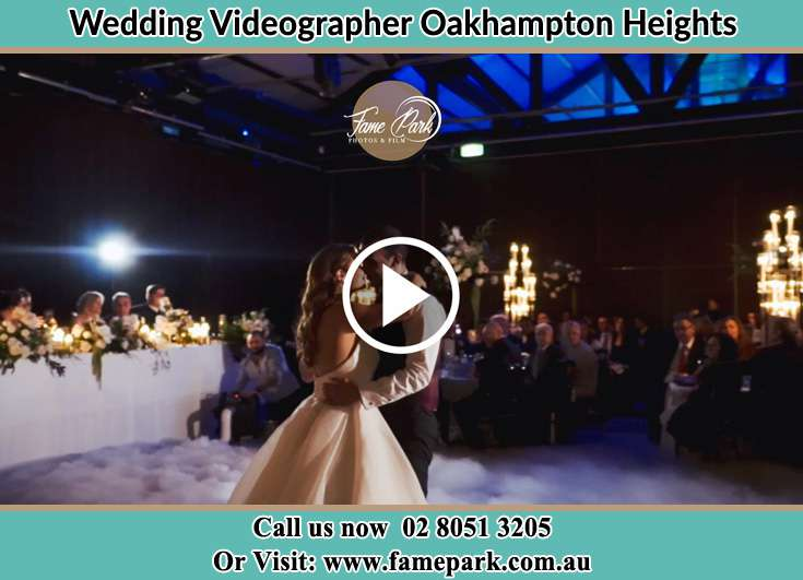 The new couple kissing on the dance floor Oakhampton Heights NSW 2320