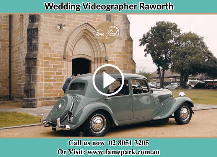 The wedding car Raworth NSW 2321