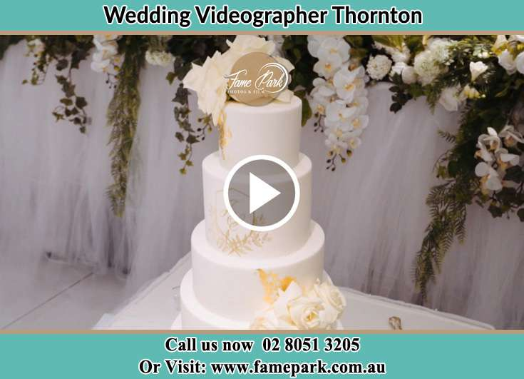 The wedding cake Thornton NSW 2322