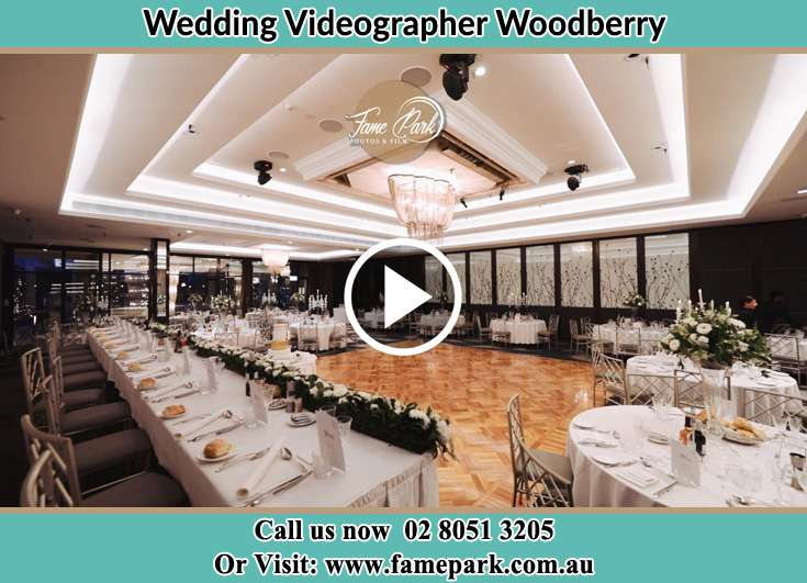 The wedding reception venue Woodberry NSW 2322